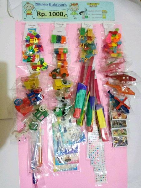 Tips Belanja Grosir Mainan Anak Serba Seribu, Simak Yuk!