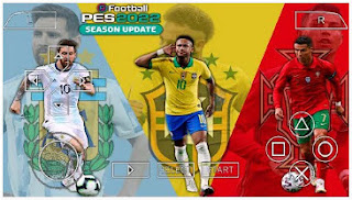 Download PES 2022 PPSSPP Latest Transfer Special EURO 2020 Edition & Peter Drury Commentary