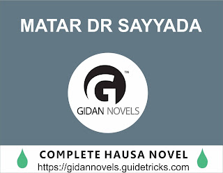 MATAR DR SAYYADA COMPLETE NOVEL