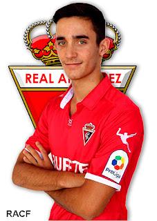 Javier Luengo Real Aranjuez Fútbol