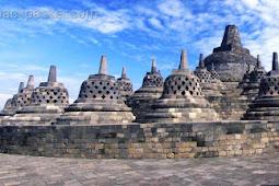 Candi Borobudur, Mahakarya Nusantara yang Merupakan Salah Satu Keajaiban Dunia