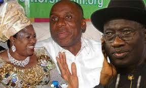 AMAECHI gOVERNOR wIKE AND gOODLUCK jONATHAN