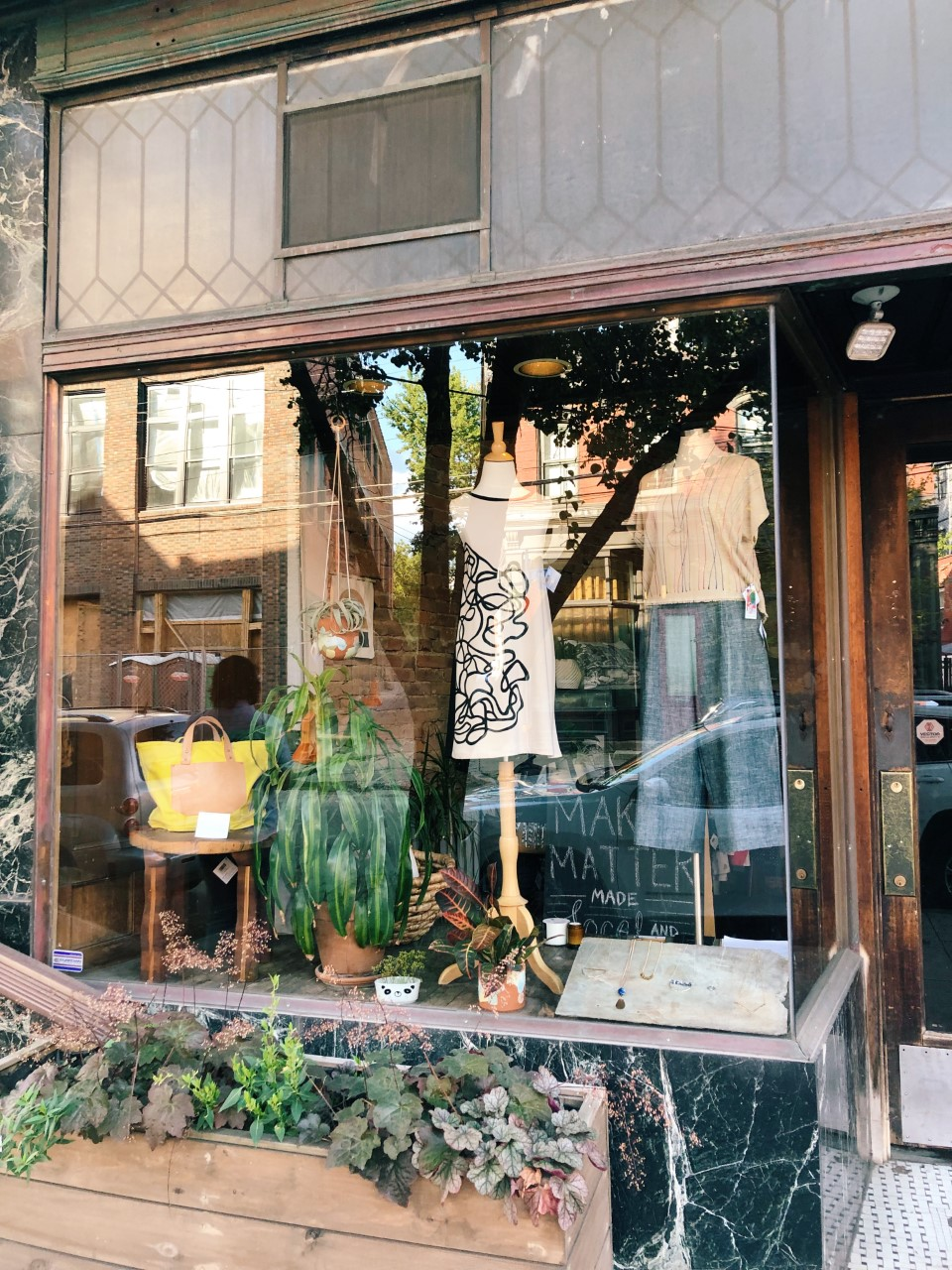 Boutiques in Lawrenceville, Pittsburgh