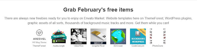Freebies Free Themeforest Items