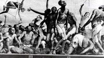 US marks 400 years since first Africans arrived as slaves