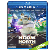 Norm y los Invencibles (2016) Full HD BRRip 1080p Audio Dual Latino/Ingles 5.1