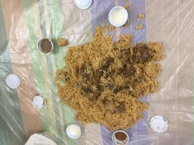 सऊदी अरब में लोग क्या खाना पसंद करते है ?