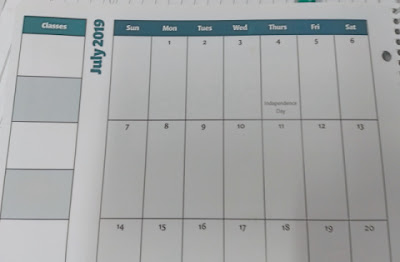Order Out of Chaos Academic Planner project poanner