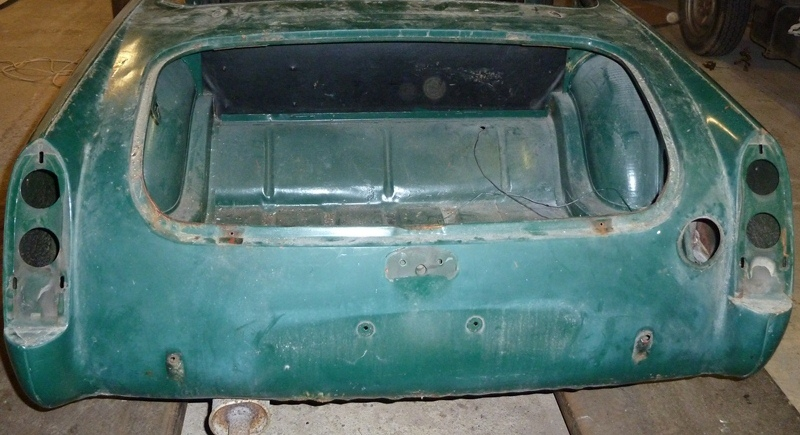 MG Midget 1965 MKII Restoration