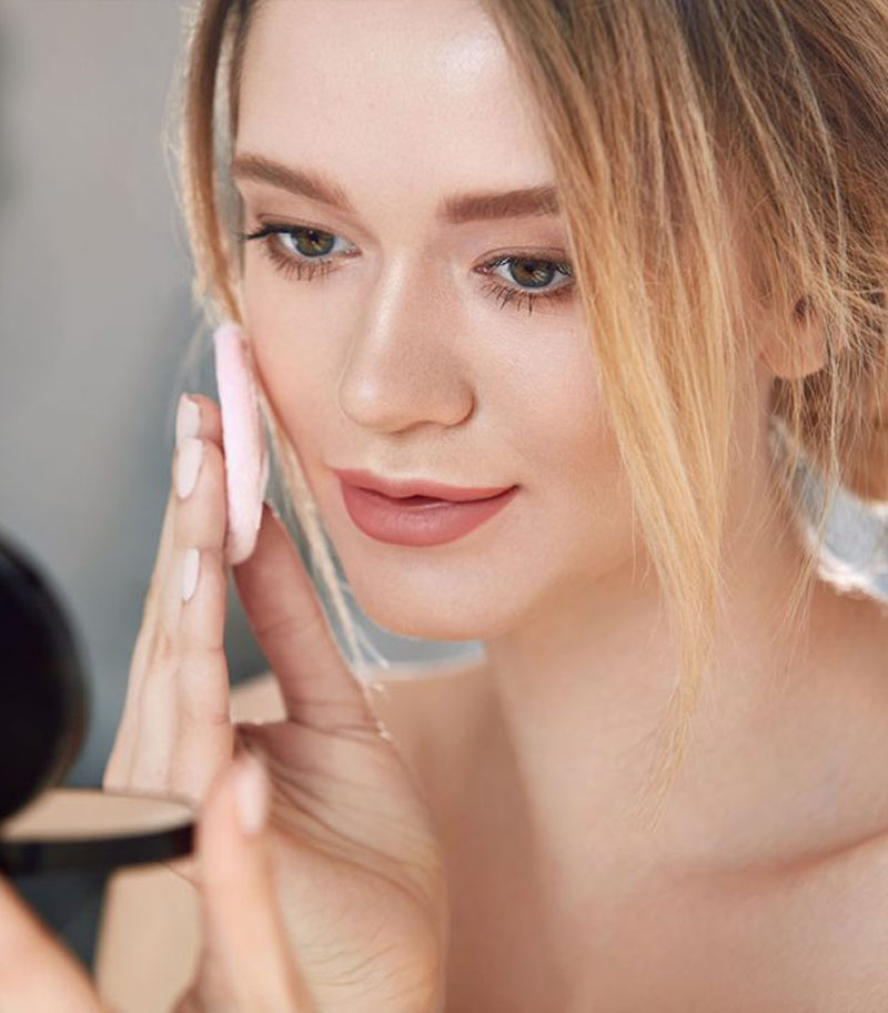 5 Makeup Tricks for Oily Skin