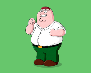 HOW TO DRAW A Peter Griffin