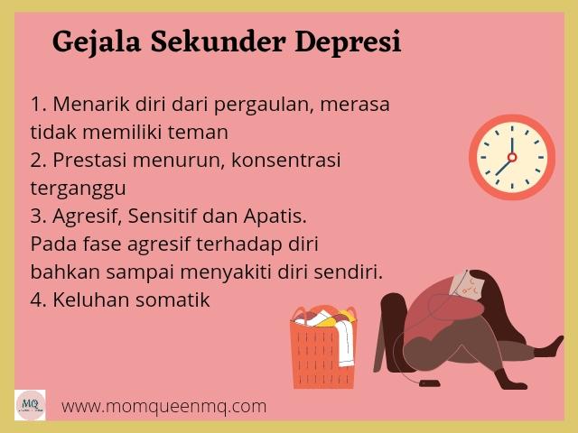 Say No to Depresi Pada Ibu Rumah Tangga!