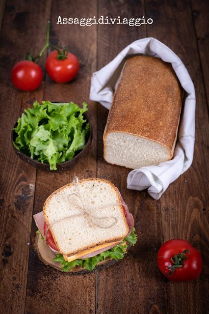 Pane in cassetta o Pancarré