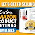 Notre équipe de freelances produira create thumb stopping amazon product listings