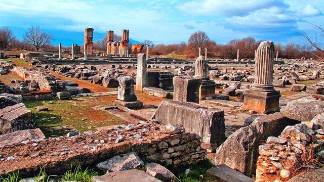 Στον Κατάλογο Παγκόσμιας Κληρονομιάς της UNESCO ο Αρχαιολογικός Χώρος των Φιλίππων Καβάλας