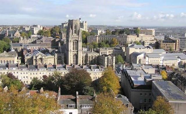 منحة جامعة بريستول في بريطانيا لدراسة البكالوريوس والماجستير 2020