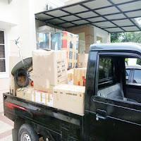 Kurir Pickup di Kuala Namu.