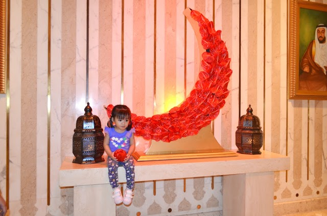 Lavish Iftar at Radisson Blu Hotel, Dubai Deira Creek