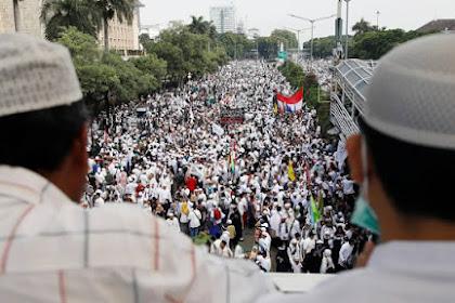 Kebangkitan Umat Islam Indonesia Tak Bisa Dibendung