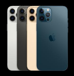 iPhone 12 Pro Max, salah satu top ponsel terbaik 2020