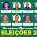 Quadro: Veja Como a Câmara de Conde Renovou os Parlamentares e o Campeão de Votação Nas Eleições 2020.