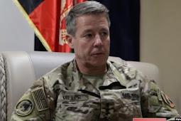 Scott Miller, Panglima Tentara AS yang Khawatir dengan Kemajuan Taliban