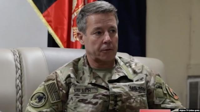 Scott Miller, Panglima Tentara AS yang Khawatir dengan Kemajuan Taliban.lelemuku.com.jpg