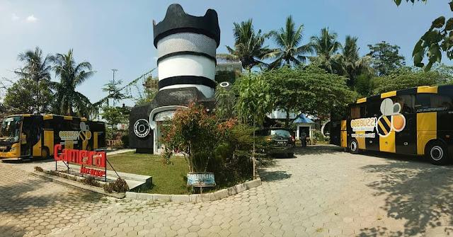 Rumah Kamera Magelang atau Camera House Borobudur