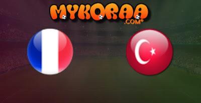 مشاهدة مباراة فرنسا و تركيا بث مباشر وحصري 2019-10-14 فى تصفيات كأس الأمم الأوروبية