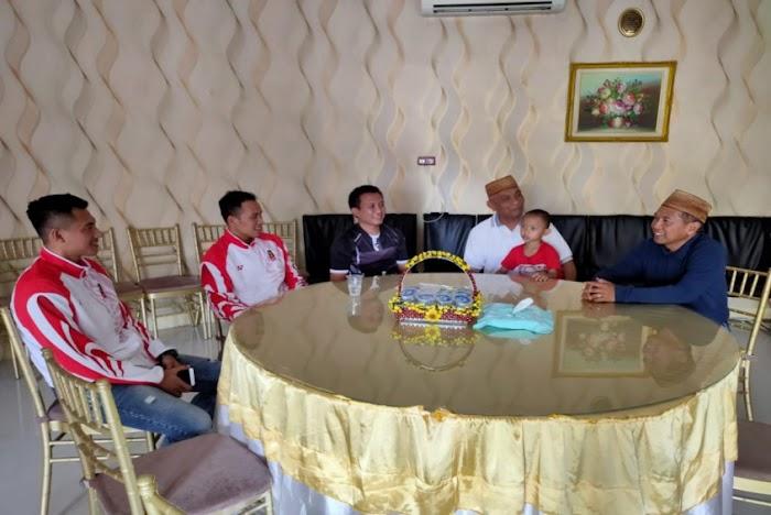 Atlet Sepak Takraw Peraih Emas Pada Sea Games 2019 Diterima Sekdaprov Gorontalo