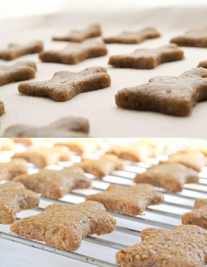 gingerbread cookies step by step