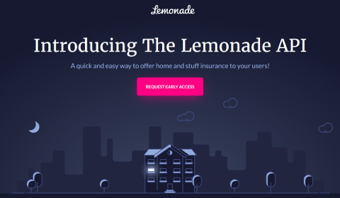 Portail d'API de Lemonade