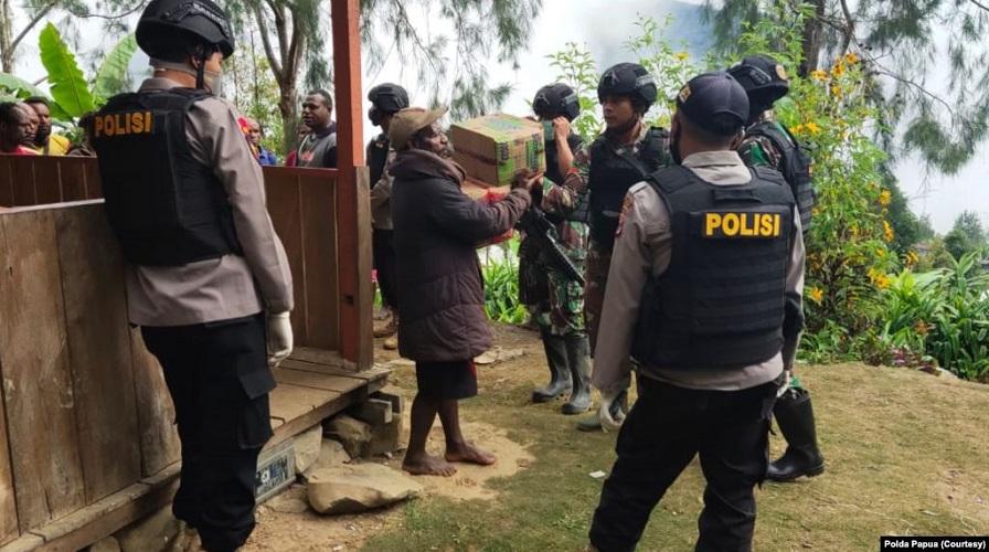 Pemerintah Bentuk Tim Investigasi Pembunuhan di Intan Jaya Papua