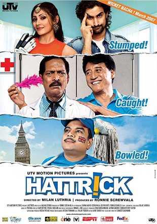 Hattrick 2007 Full Hindi Movie Download HDRip 720p