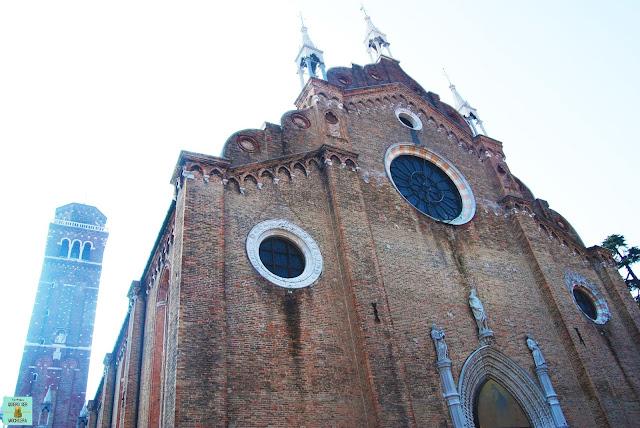 Santa Maria Gloriosa dei Frari, Venecia