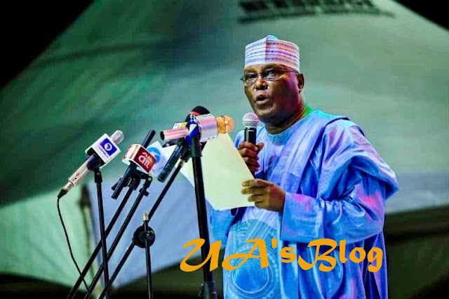 Check Out What Atiku Said After Emerging Victorious At The PDP Presidential Primary