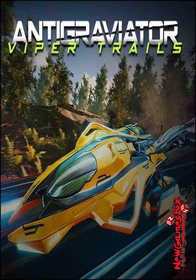 Antigraviator Viper Trails (PC)