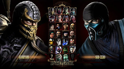 Mortal Kombat Highly Compressed