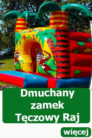 Dmuchany zamek, skakańce, atrakcje dla dzieci, urodziny, pikniki, dmuchańce wroclaw