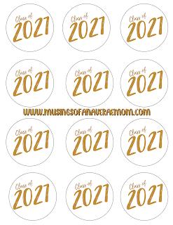 free 2021 graduation printables