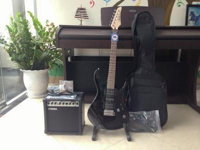 Đàn guitar điện Yamaha ERG121GPII