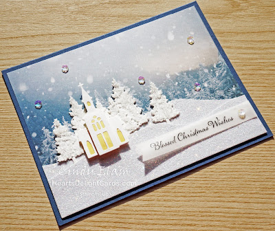 Heart's Delight Cards, Still Scenes, Stampin' Up! 2019 Holiday Catalog