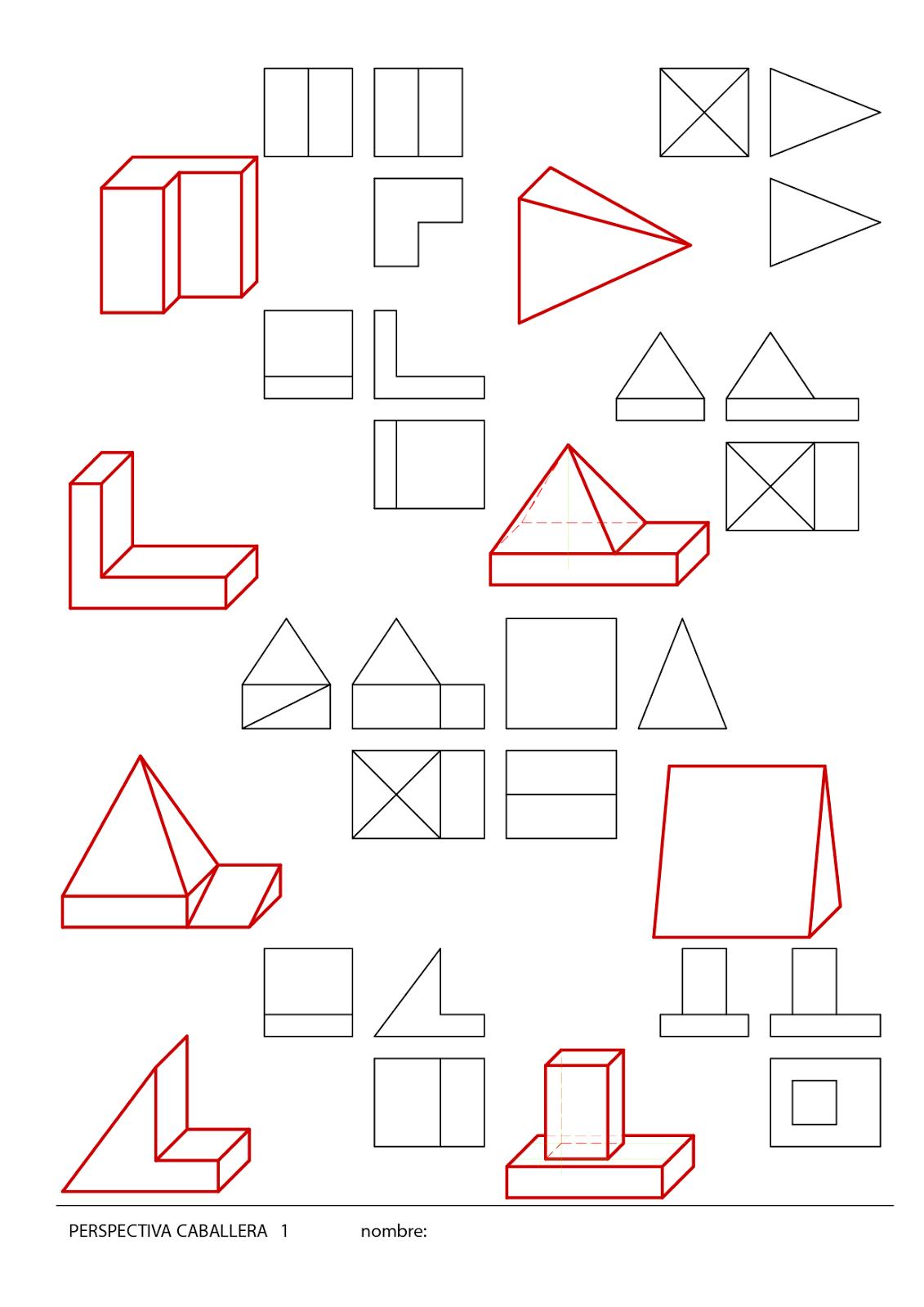 ejercicios diedrico selectividad pdf