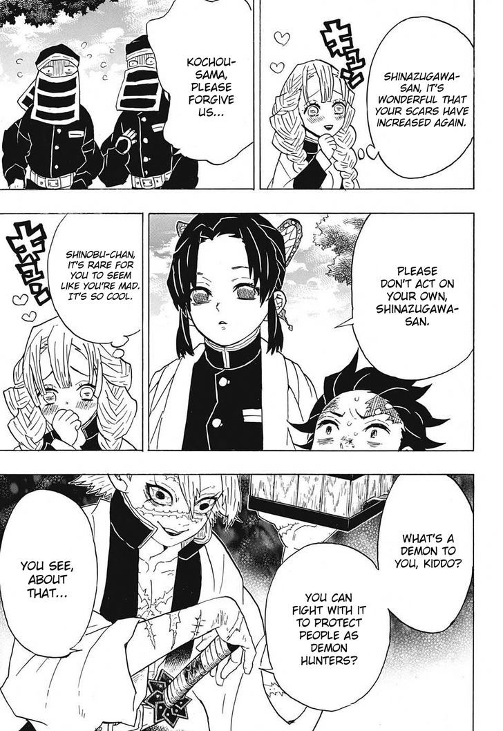 DEMON SLAYER: KIMETSU NO YAIBA CHAPTER 45 36