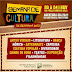 Semana da Cultura de Serrinha tem mais de 20 atrações especiais. Confira!