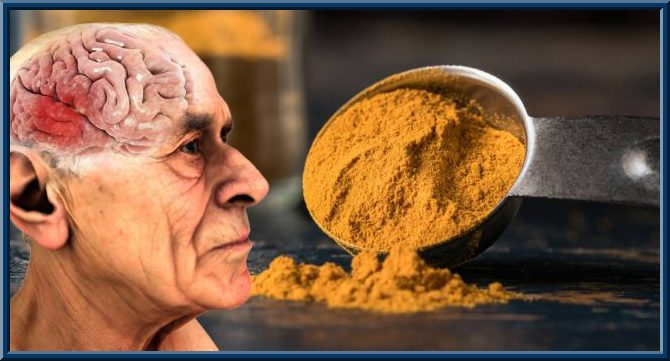 This Is What A Pinch Of Turmeric Everyday Can Do For The Brain And Memory