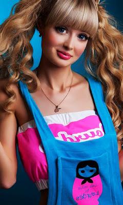 barbie humana