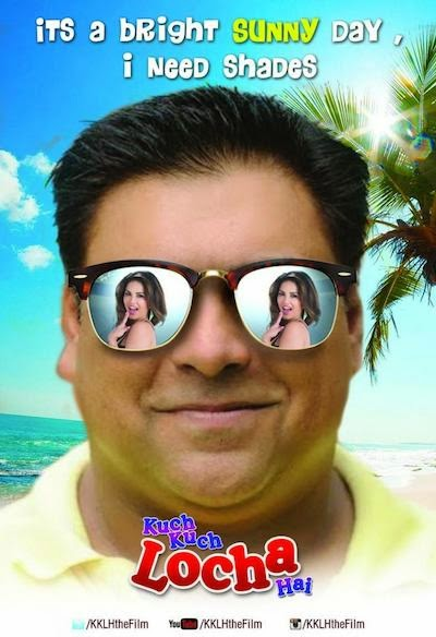 Kuch Kuch Locha Hai (2015) Hindi PdvdRip 300MB