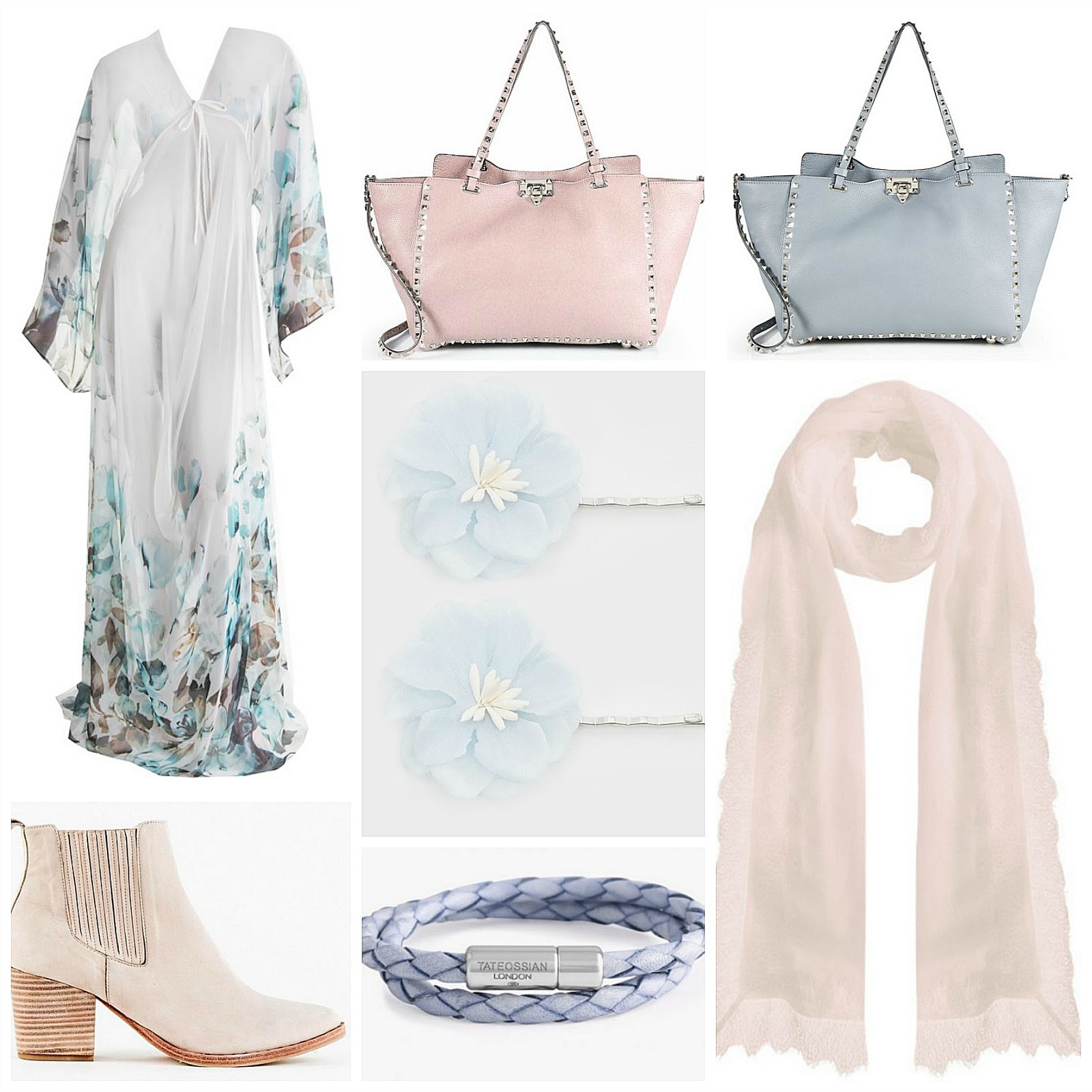 high end clothes and accessories, Lyst.co.uk, Pantone Serenity and Rose Quartz 2016