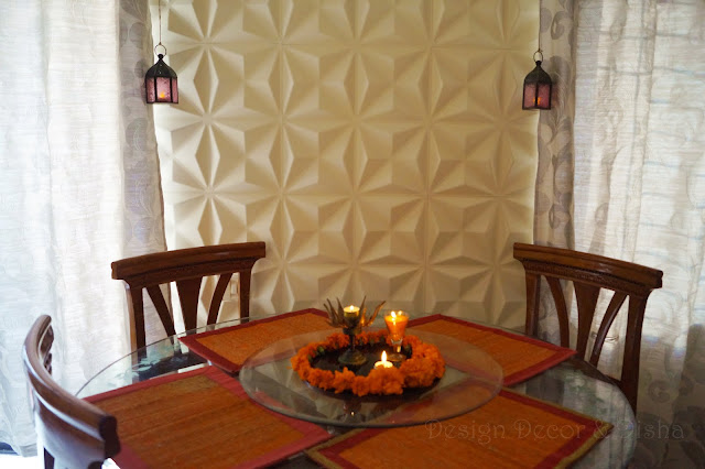 Wall Decor With 3D Wall Panels